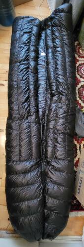 "UGQ XL-Bandit 84 x 65"" 10* Degree Sleeping Quilt Bag 950FP fill power"