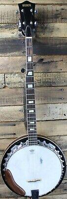 Global H1102 Eagle 5 string Banjo, Vintage 1970's  #R5613