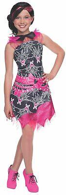 Rubie's Deluxe Kid's Girls Draculaura Dress Costume Large (12-14) - Girls Draculaura Costume