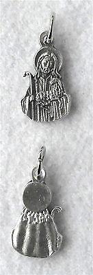 JESUS the GOOD SHEPHERD Small Catholic Bracelet Rosary Scapular Charm NEW