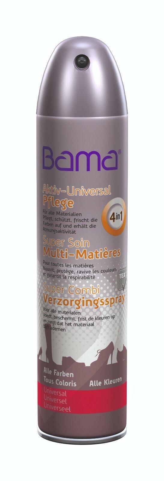 (3,98€/100ml) Bama Aktiv Universal Pflege mit Farbaktivierung 300 ml - 34A46