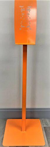 USA Made Portable Floor Sanitizer Dispenser Stand