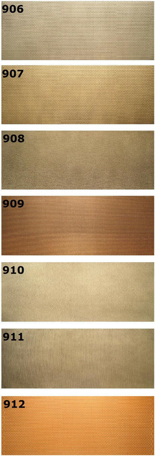 Vollmer 46022 H0 Pflasterstein-Folie 100cm