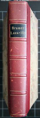Leonard Bramer (Illustrationen). Lazarillo von Torres. 1920 in 500 Exemplaren.