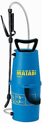 Matabi Polita-7 Plástico Presión Pulverizador, Jardín,Parcela,Plantas,Flores