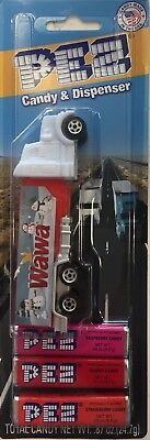 PEZ - 2017 Wawa Truck - Limited Edition - Mint On Card MOC