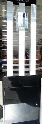 bebe Eyeglass Sunglass Frame Display Tower with Lockable (Sunglasses Tower Display)
