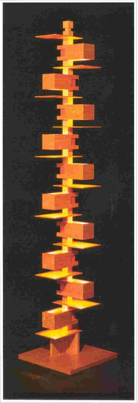 Taliesin 2 Floor Lamp, Frank Lloyd Wright authorized reproduction