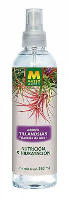 Abono foliar para tillandsias 250 ml Massó