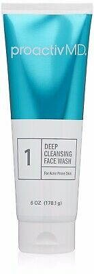 - Proactiv MD Deep Cleansing Face Wash 6 oz