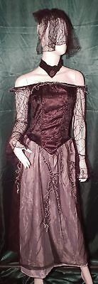 Kostüm Arachne - Spinnenfrau weiblich von Boland Größe - Arachne Kostüm