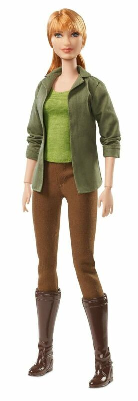 Jurassic World Toys Barbie Claire Doll
