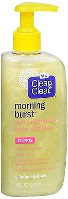 Clean & Clear Morning Burst Skin Brightening Facial Cleanser