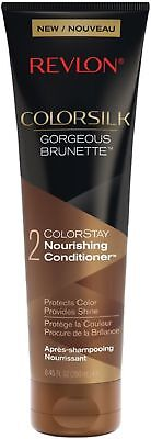 Revlon Colorsilk Color Care Gorgeous Brunette Conditioner 8.45 (Revlon Colorsilk Conditioner)