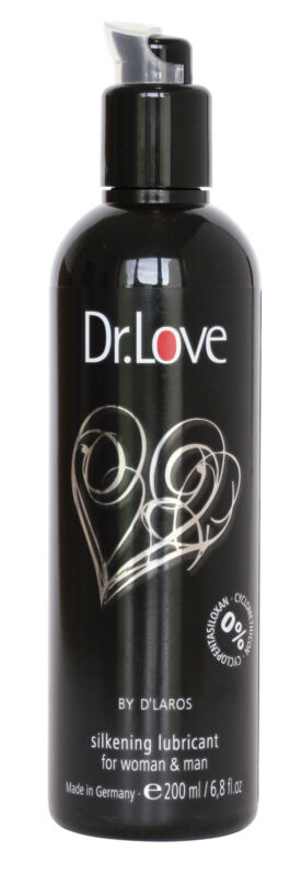 Dr. Love Silikon-Gleitmittel 200ml