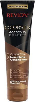 Revlon Colorsilk Color Care Gorgeous Brunette Conditioner 8.45 oz (Pack of (Revlon Colorsilk Conditioner)