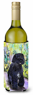 Portuguese Water Dog Wine Bottle Beverage Insulator Beverage Insulator Hugger
