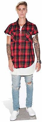ose - Prominente Star VIP - Pappaufsteller Standy - 172 cm (Justin Bieber Pappaufsteller)