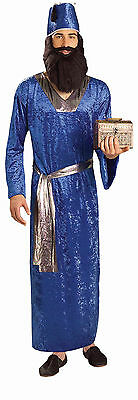 Blue Wise Man - Adult  Nativity / Christmas - Adult Nativity Costumes