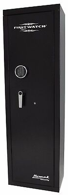 8 Gun Security Cabinet First Watch RTA Safe. Gun locker