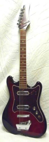 Vintage Decca Electric Guitar in Good Condition - Make an Offer!