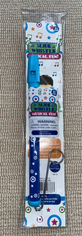 TOYI SLIDE WHISTLE WITH STARS