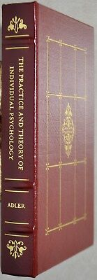 THE PRACTICE AND THEORY OF INDIVIDUAL PSYCHOLOGY -Adler -  leather Gryphon (The Practice And Theory Of Individual Psychology)