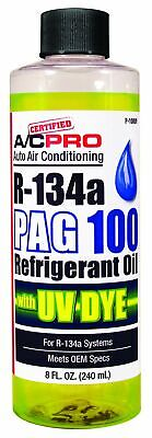 IDQ Certified AC Pro Pag 100 Oil with UV Dye P100UV