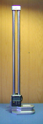Mitutoyo 24 Digital Height Gauge 192-672 Tested New Battery In Works Great