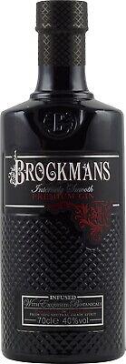 Brockmans Intensely Smooth Premium Gin De Inglaterra 40% Vol 0,7 Litro Botella