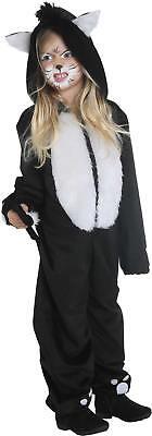 er Karneval Fasching Kostüm 104-128 (Black Cat Kostüme)