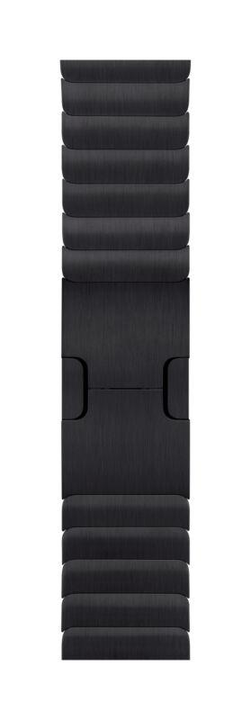 Apple Watch 42mm Space Black Link Bracelet