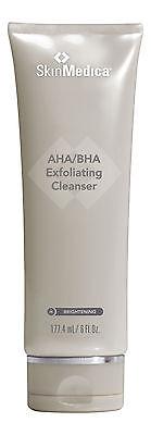 SkinMedica AHA/BHA Exfoliating Cleanser 6 oz. Sealed Fresh