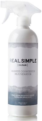 Real Simple Clean Granite Countertop Rejuvenator 24 oz