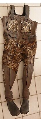 - MAGELLAN camouflage Outdoors Men's Hybrid 800 Boot-foot Wader,men's 11 - LEAK