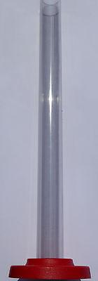 Standzylinder Kunststoff 200 ml Messzylinder
