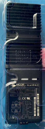VI-LU1-IY VICOR FLATPAC AUTORANGING AC-DC SWITCHERS SINGLE OUTPUT 50-200W