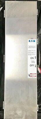 Eaton Cutler Hammer Wkdn400 600 V 400 Amp Type Kd Hkd Circuit Breaker Enclosure