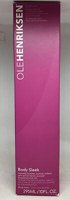 OLE HENRIKSEN Body Sleek Hydrating Lotion- 10 fl.oz. New In Sealed Box!!