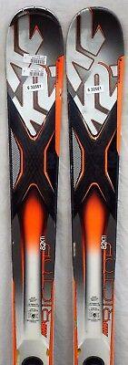 13-14 K2 Rictor 82 XTi Used Men's Demo Skis w/ Bindings Size 177cm #632581 for sale  Denver