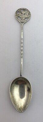 Silver Souvenir Spoon Lamlash Birmingham 1925