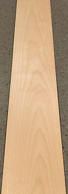 White Birch Wood Veneer 6 Sheets 40 X 6.5 10 Sq Ft