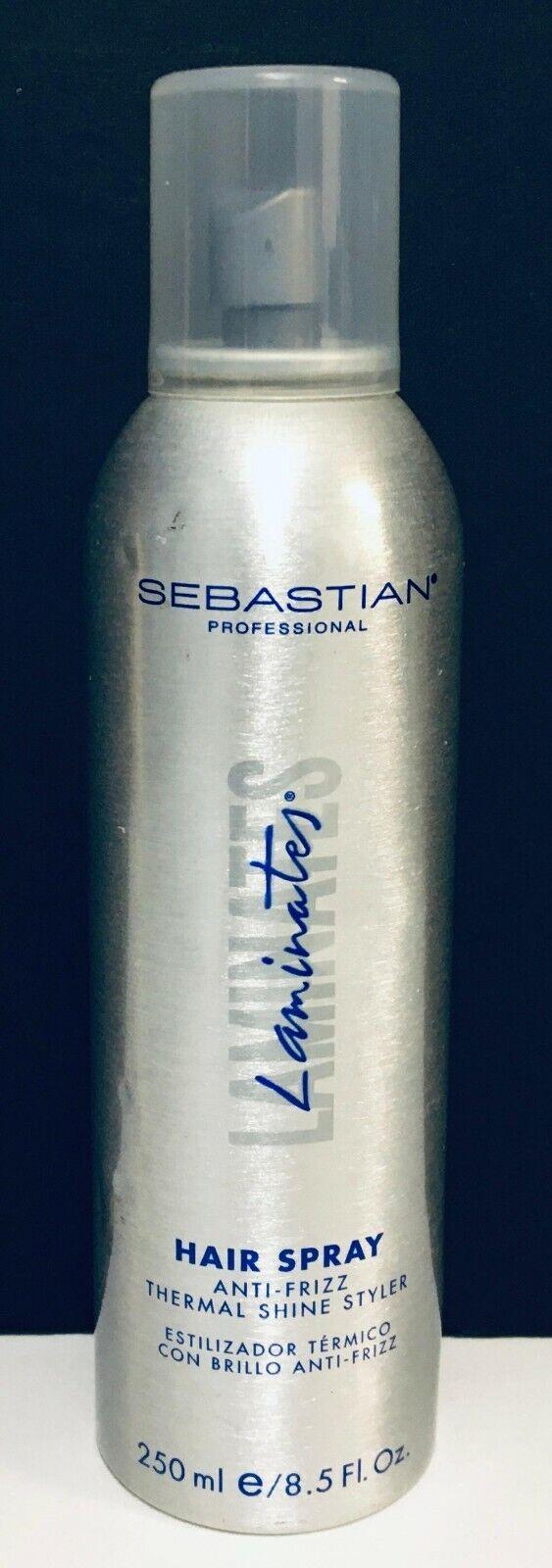 Sebastian Laminates Hair Spray 8.5 Ounces