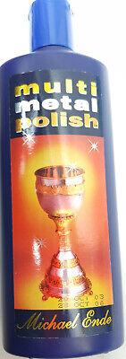 Artist Michael Ende & Silversmith Multi Metals 11 OZ bottle of Polish by SANO