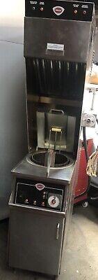 Wells Wvae-30f 30 Lb. Electric Deep Fryer W Ventless Exhaust System