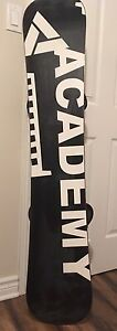 (New price)Academy collective board 151cm