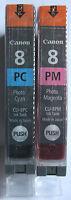 Canon Genuine Cli-8pc & Cli-8pm Ink Cartridges. & Sealed - canon - ebay.co.uk