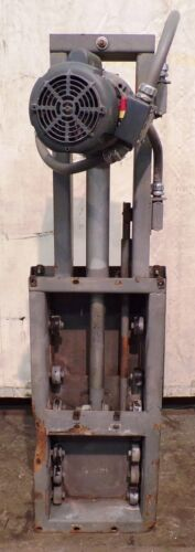 """RACK AND PINION ELECTRIC SLIDE GATE, 10"""" X 10"""" , G513"""
