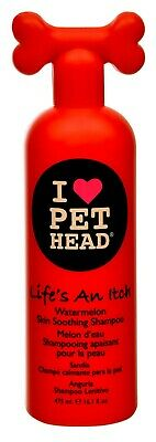 Pet Head Life's An Itch Soothing Shampoo for Dogs  16.1 oz