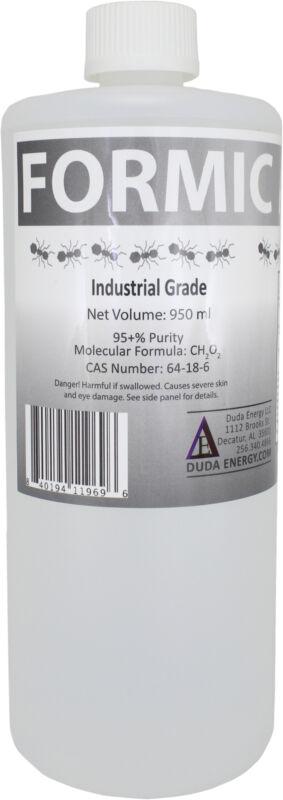 Formic Acid, 95+% Purity Taxidermy Preservative Antibacterial